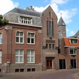 Lezing over Amsterdamse School in Kampen