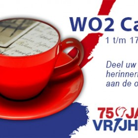 WO2 Café op 17 april 2019 in Kampen
